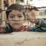 indian, child, barbed wire-1717192.jpg